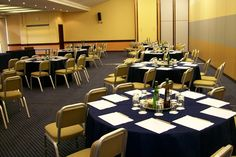 #Nottinghamshire - The Lindhurst Rooms at Mansfield Civic Centre - https://www.venuedirectory.com/venue/2200/the-lindhurst-rooms-at-mansfield-civic-centre  This #venue can cater for up to 350 #delegates for a dinner or up to 550 for a conference. Alternatively, the smaller Cumberland Room can accommodate between 50 and 200 for dinner.