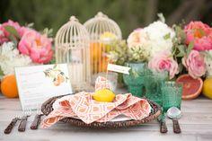 Summer Wedding Inspiration with a Twist