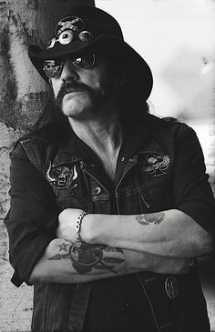 Lemmy Kilmister, Lead Singer for Motorhead, Born: December Died: December 2015 Eddie Clarke, I Love Music, Music Is Life, Metallica, Lemmy Kilmister, Rock And Roll, Concert Rock, Jimi Hendricks, Rock Y Metal