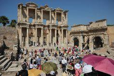 Efes Antik Kenti - İzmir  Fotoğrafı Gönderen: Ruhi Şahin