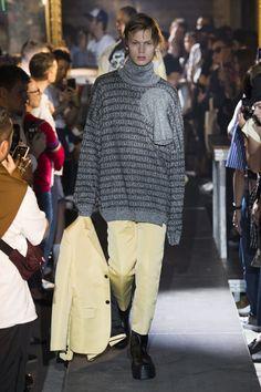 Raf Simons Spring 2019 Menswear Paris Collection - Vogue