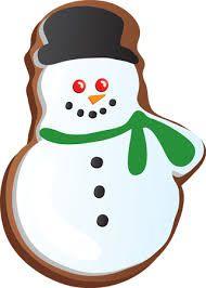 cookie clip art christmas holiday sugar cookies clipart christmas rh pinterest com Hot Chocolate Clip Art sugar cookie clipart black and white