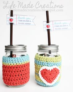 cute idea - Life Made Creations