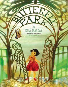 When a little girl moves to a new town, she finds a place called Butterfly Park. But when she opens the gate, there are no butterflies. Determined to lure the butterflies in, the girl inspires her entire town to help her. And with their combined efforts, soon the butterflies—and the girl—feel right at home. Elly MacKay's luminous paper-cut illustrations and enchanting story encourage community, friendship, and wonderment in the beauty of everyday life