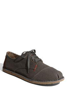 Tom's Desert Oxford Cordones Sneaker