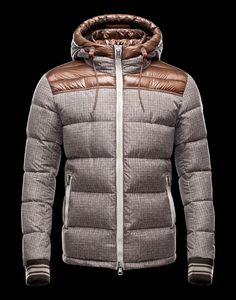 MONCLER Men - Autumn/Winter 12 - OUTERWEAR - Jacket - impossibly cool.