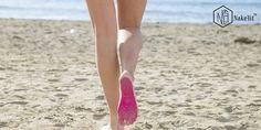 Les semelles autocollantes vont vous faire oublier les sandalesen caoutchouc!