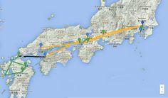 Japan Map Kopie
