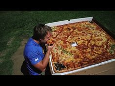 Furious World Tour | Biggest, Best and Most Famous Eats in NYC, Vegas and LA | Furious Pete - YouTube