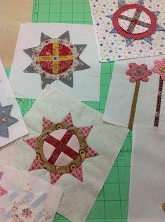 Stonefields quilt van Susan Smith gemaakt door Sharon gevonden op http://www.precioustime.typepad.com