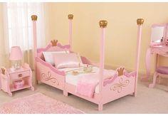 Princess Toddler Bed by KidKraft - FREE SHIPPING!