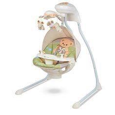 Altalena In Legno Con Imbottitura Regalo Perfetto! Other Capable Altalena Per Bambini