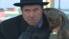SUN PRAIRIE, Wis. -- Groundhog Day left a mark on a mayor in Wisconsin Monday. The city of Sun Prairie has been celebrating Feb. 2 with Jimmy the Groundhog for 67 years. This year, Mayor Jonathan F...