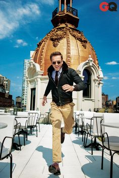 "Damian Lewis For ""GQ"" Magazine - super awesome photo"