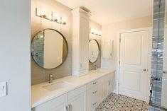 Beautiful Interior Design, Beautiful Interiors, Design Ideas, Mirror, Bathroom, Furniture, Home Decor, Washroom, Decoration Home