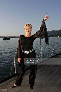 Claudia Jung Bei Der Premiere Der 'West Side Story' Auf Der Seebühne Anlässlich Der Bregenzer Festspiele Am 220704