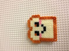 Toast- hama beads