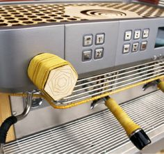 Custom Dalla Corte espresso machine.