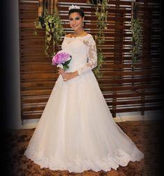 Vestido de Noiva Amanda