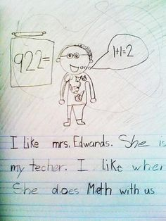 Funny pics, humour quotes, funny jokes, jokes funny, hilarious funny …For the best humour and hilarious jokes visit www. Kids Test Answers, Funny Test Answers, Math Answers, Spelling For Kids, Mystery, She Wolf, Thing 1, Kids Writing, Letter Writing