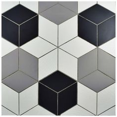 EliteTile Ronbo x Porcelain Field Tile in White Porcelain Tile, White Porcelain, Contemporary Tile, Art Deco Bathroom, Tiles Online, Floor Patterns, Quilt Patterns, Shower Floor, Stone Tiles