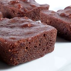 Life Changing Low Carb Brownies... This site has a lot.of other great recipes too!