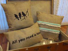 almohadones con frases en ingles - Buscar con Google