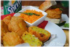 US Masala: Vada Pav-The Indian Burger