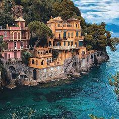 Portofino @redreidinghood www.redreidinghood.com