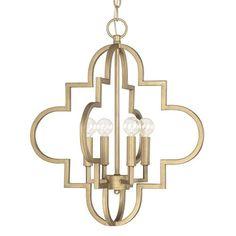 Capital Lighting 4541BG Ellis - Four Light Pendant, Brushed Gold Finish Capital Lighting http://www.amazon.com/dp/B00KNALIMG/ref=cm_sw_r_pi_dp_9lP3vb1MJHVSY