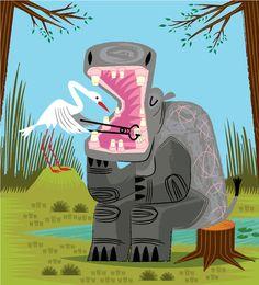 Art and illustration by Oliver Lake by iotaillustration Art And Illustration, Book Illustrations, Art Disney, Dental Art, Dental Humor, Canvas Paper, Arte Pop, Limited Edition Prints, Dentistry