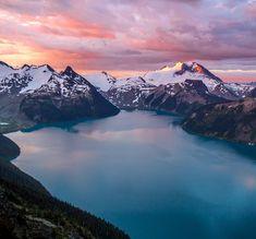 Garibaldi Lake- British Columbia, Canada| Photograph from wanderlog at December 30 2016 at 01:48PM|