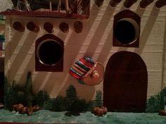 Bird house mexicana