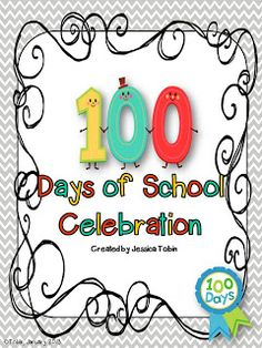 Today was the 100th Day and I decided to have some fun with my students!     Last week, I sent home an assignment for families to cre...