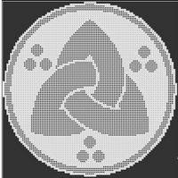 Free Crochet Celtic Knot Patterns   Cross Stitch Patterns > Celtic