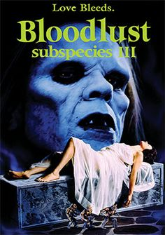 John's Horror Corner: Subspecies III: Bloodlust (1994), a fun watch for fans of the franchise, but it's lost a good bit of the joie de vive that fueled part 2 and made part 1 a breakthrough DTV vampire film