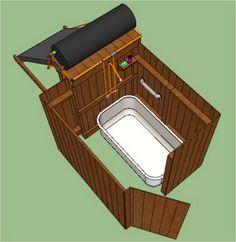 tiny house bathtub small space ideas 99 photos solar