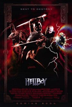 #Hellboy #Movie #Advertisement.