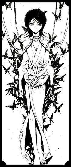 Bleach: Kuchiki Rukia - Mick347