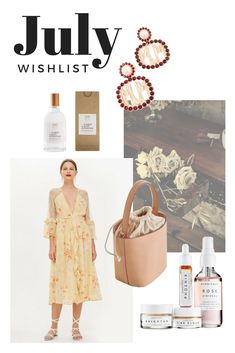 July Wishlist #beauty #herbivorebotanicals #uterque Women Accessories, Fashion Accessories, Hair Jewelry, Beauty Blogs, Elegant, Fashion Bloggers, Pink, Outfits, Group