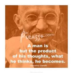 Gandhi – Thoughts Related Post 18 Harry Potter Quotes that Put a Spell on your Th. You know, the most beautiful emotion that influenc. Law of Attraction in Health & Wellness Daily Motivational Quotes, New Quotes, Famous Quotes, Great Quotes, Positive Quotes, Quotes To Live By, Inspirational Quotes, Positive Thoughts, Inspire Quotes