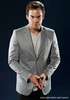 His secret's out. Dexter is on Sunday nights at 9pm on Showtime.