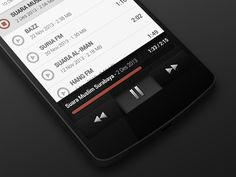 Radio Dakwah - Recording List - Concept 2