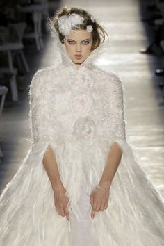 ♥Chanel Haute Couture ● Fall 2012