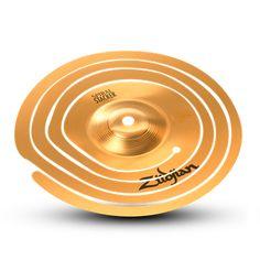 Zildjian Cymbals :: 10 FX Spiral Stacker Percussion