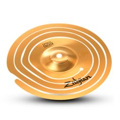 Zildjian Cymbals :: 10 FX Spiral Stacker Percussion