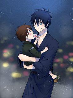 Yukio & Rin | Ao no Exorcist