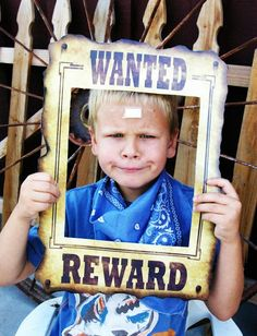 Cowboy Cousin Camp - Western fun for the family - games, snacks, activities, crafts
