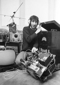 Pete Townshend - The Who.