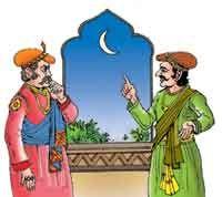 Akbar Birbal Stories: Birbal Returns Home